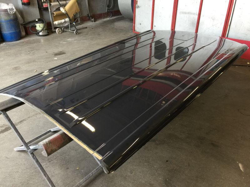 Ford Transit Roof Replacement 10: Swipe To View More Images