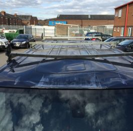 Ford Transit Roof Replacement 04: Click Here To View Larger Image