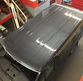 Ford Transit Roof Replacement 12: Click Here To View Larger Image